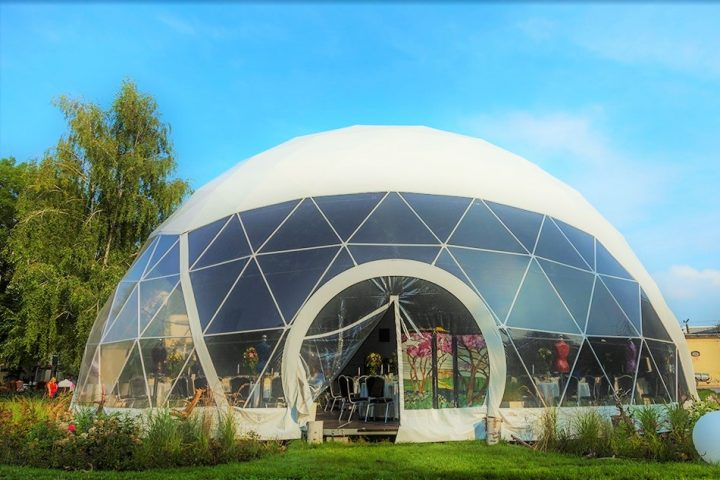 Large wedding tent for rent