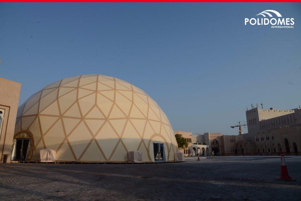 Doha-Qatar-Village-Dome