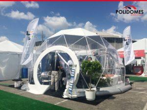 luxury tent rentals