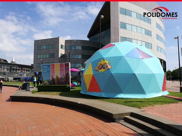 Polidome-P30-UEFA-tent