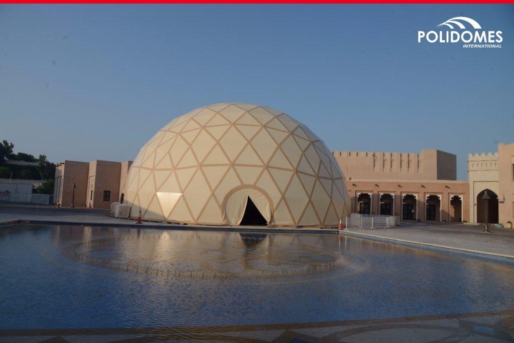 Qatar-Polidome500