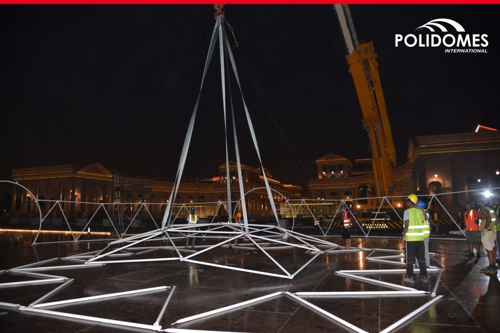 crane-dome-framework