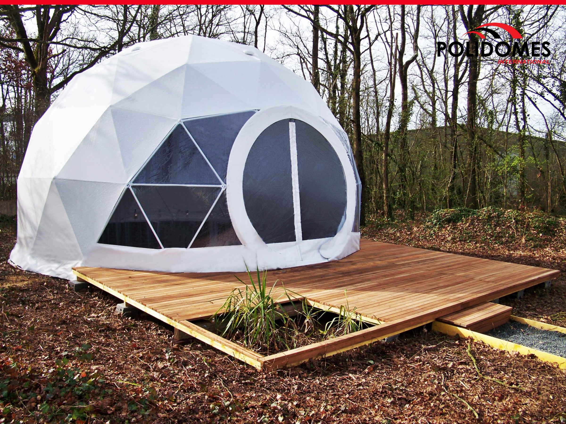 glamping dome Geodesic dome tents