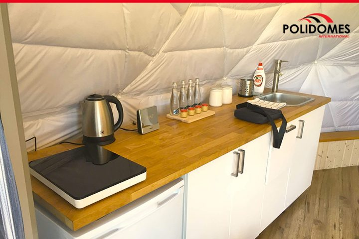 kitchen_in_glamping_tent