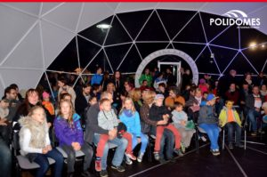 polidomes geodesic party tents