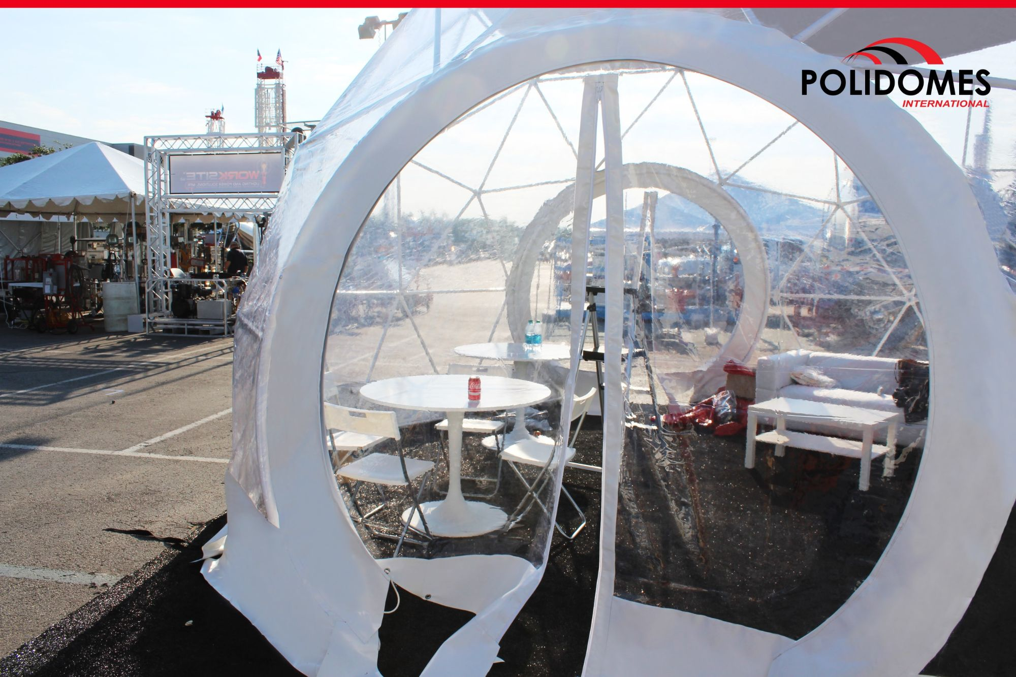 Geodesic dome kits- buy or rent online - Geodesic dome tents