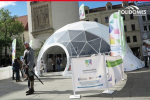 Polidomes offer Worldwide services- sale & rental offer.