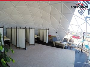 geodesic dome kit